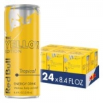24-Pack of 8.4oz Red Bull Yellow Edition Energy Drink