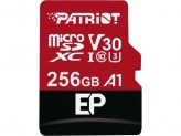 256GB Patriot EP Series V30 A1 microSDXC U3 Memory Card w/ Adapter $35 + Free Shipping