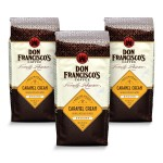 3-Pack 12oz Don Francisco's Ground Coffee (Various Flavors)