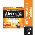 30-Count Airborne Zesty Orange Effervescent Tablets