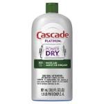 30.5oz Cascade Platinum Dishwasher Rinse Aid