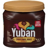 31oz. Yuban Traditional Ground Roast Coffee 2 for $9.48