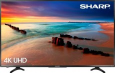 43″ Sharp LC-43LBU591U 4K LED UHD HDR w/ Roku TV