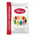 5-lb Albanese Candy 12 Flavor Gummi Bears