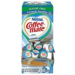 50-Ct Nestle Coffee Mate Sugar Free French Vanilla Creamer-$4.20