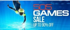 505 Games Publisher Sale – Up to 90% discount
