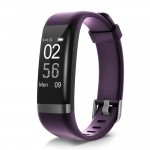moreFit Dare Waterproof Fitness Tracker with Heart Rate Monitor