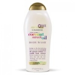19.5oz OGX Extra Creamy + Coconut Miracle Oil Ultra Moisture Body Wash