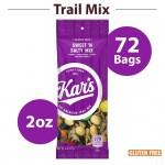 72-Count 2oz. Bags of Kar's Nuts Sweet 'n Salty Mix