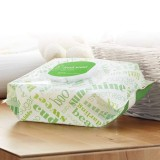 720-Count Amazon Elements Baby Wipes, Flip-Top Pack $8.10