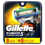 8-Count Gillette Fusion5 ProGlide Men's Razor Blades