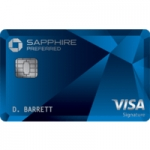 Chase Sapphire Preferred Card: Spend $4K on Purchases & Earn