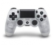 Sony Playstation 4 DualShock 4 Wireless Controller Crystal for 11$ YMMV walmart $11