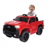 Kalee 6V Chevy Silverado Pick-Up Truck Ride On Toy Car