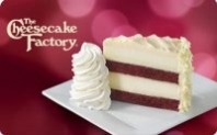 Cheesecake Factory – Buy $25 GC and get 2 Slices Free is back!