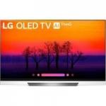 "65"" LG OLED65E8PUA 4K UHD HDR AI Smart OLED HDTV"