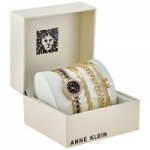 Anne Klein Women's Watch Gift Set (various styles)