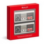 Nintendo Switch Online Members: 2-Pk NES Wireless Controllers for Switch