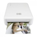 Kodak Mini 2 HD Wireless Portable Mobile Instant Photo Printer (White)
