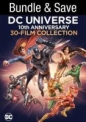 DC Universe 10th Anniversary 30-Film Collection (Digital HDX Download)