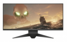 "34"" Alienware AW3418DW 3440×1440 120Hz G-Sync Curved IPS LED Monitor"
