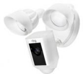 Ring Outdoor WiFi Cam w/ Motion Activated Floodlight + Echo Dot (3rd Gen)