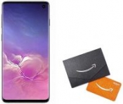 Prime Cardholders: 128GB Samsung Galaxy S10 (Unlocked) + $50 Amazon GC