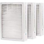 3-Pk Blueair 501FILT Classic Replacement Filter for 500/600 Series Air Purifiers