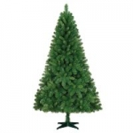 Holiday Time 6.5' Jackson Artificial Christmas Tree (Spruce Green or White)