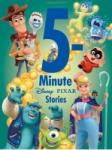 5-Minute Disney Pixar Stories (5-Minute Stories, Hardcover)