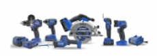 Select Lowe's Stores: Kobalt 6-Tool 24V Max Brushless Power Tool Combo Kit