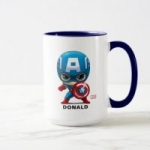 Disney Movie Insider: Personalized Zazzle Holiday Mug (Marvel/Star Wars)