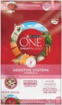 31.1 lbs Purina ONE SmartBlend Sensitive Systems Adult Dry Dog Food (Salmon)