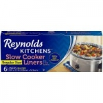 "6-Count Reynolds Kitchens Premium Slow Cooker Liners (13""x21"")"
