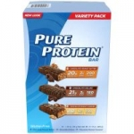 18-Count 1.76-Oz Pure Protein High Protein Bars (Variety Pack)