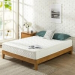 """Zinus 8"""" Spring Mattress w/ Quilted Cover: Queen $54, Full $47, Twin"""