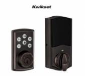 Kwikset Smartcode 888 Electronic Deadbolt w/ Z-Wave Technology (Satin Nickel)
