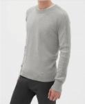 Extra 50% Off Clearance + 15% Off: Raglan Crewneck Sweater (Grey)