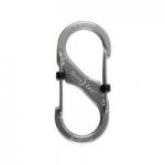Nite Ize S-Biner 10-lb Slidelock Stainless Steel Dual Carabiner (Size 2)