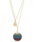 Swarovski Gold Plated Crystal Necklace