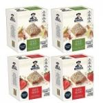 4-Pack of 5-Count Quaker Baked Squares (Apple Cinnamon & Strawberry)