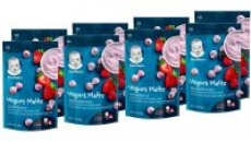 8-Count Gerber Yogurt Melts (Strawberry & Mixed Berry)