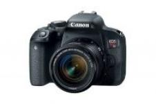 Canon EOS Rebel T7i EF-S 18-55 IS STM Kit (Refurbished)