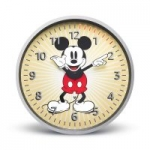 Amazon Echo Smart Wall Clock Disney Mickey Mouse Edition