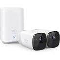 eufy Security eufyCam 2 1080p 16GB Wireless Home Security System w/ 3-Cam
