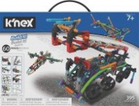 K'nex 395-Piece Intermediate 60 Model Building Set