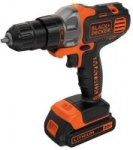 BLACK+DECKER 20-Volt MAX Lithium-Ion Matrix Drill/Driver