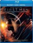 First Man (Blu-ray + DVD + Digital)