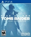 Rise of the Tomb Raider: 20 Year Celebration (PS4 Digital Download)