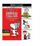 Peanuts Holiday Collection (4K UHD + Blu-ray + Digital)